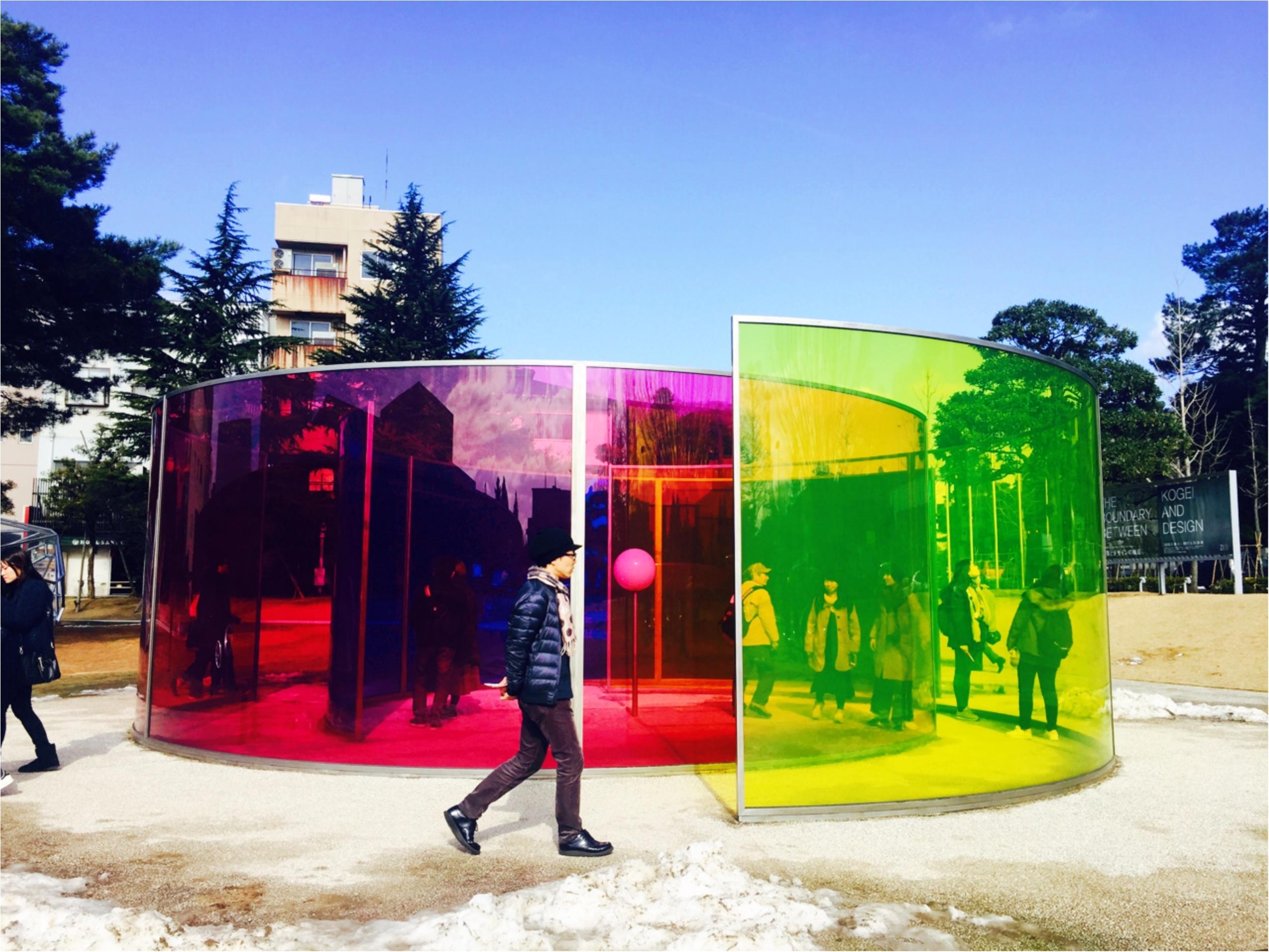 金沢女子旅特集 - 日帰り・週末旅行に! 金沢21世紀美術館など観光地やグルメまとめ_10