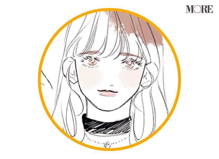 着回し新連載スタート☆ 同僚3人の恋物語『涼しげ寒色服着回し』使用アイテムはコレ!_3