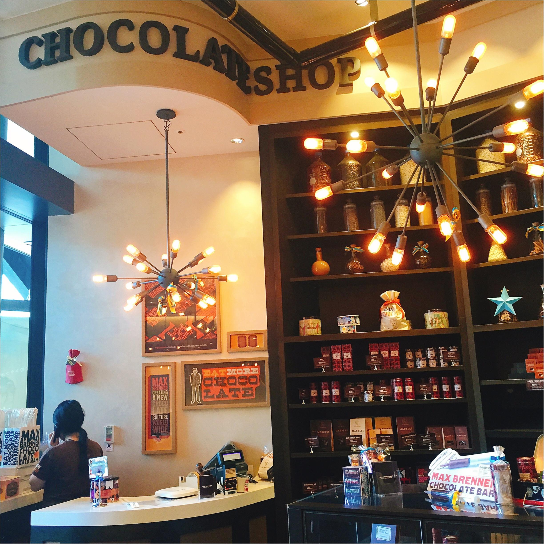 チョコ好きさんにおすすめの週末♡【*MAX BRENNER CHOCOLATE BAR*】人気のあの2つがセットに♪♪ _9