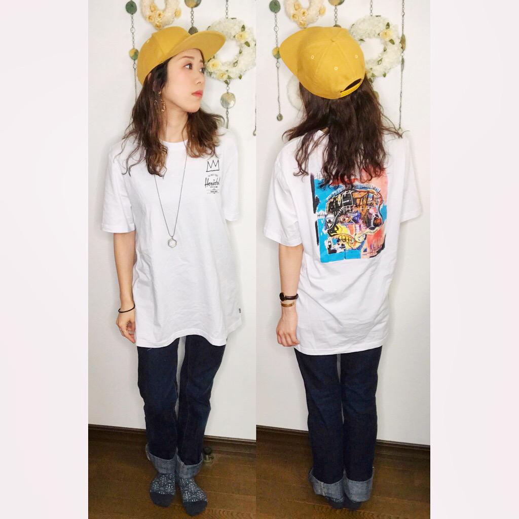 【オンナノコの休日ファッション】2020.5.24【うたうゆきこ】_1