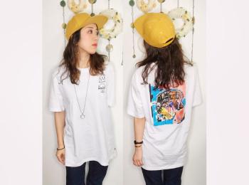 【オンナノコの休日ファッション】2020.5.24【うたうゆきこ】