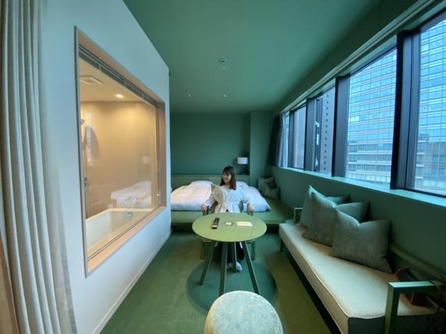 """【ホテル女子会】""""toggle hotel""""のツートンルームが可愛すぎ♡【21年4月開業】_2"""