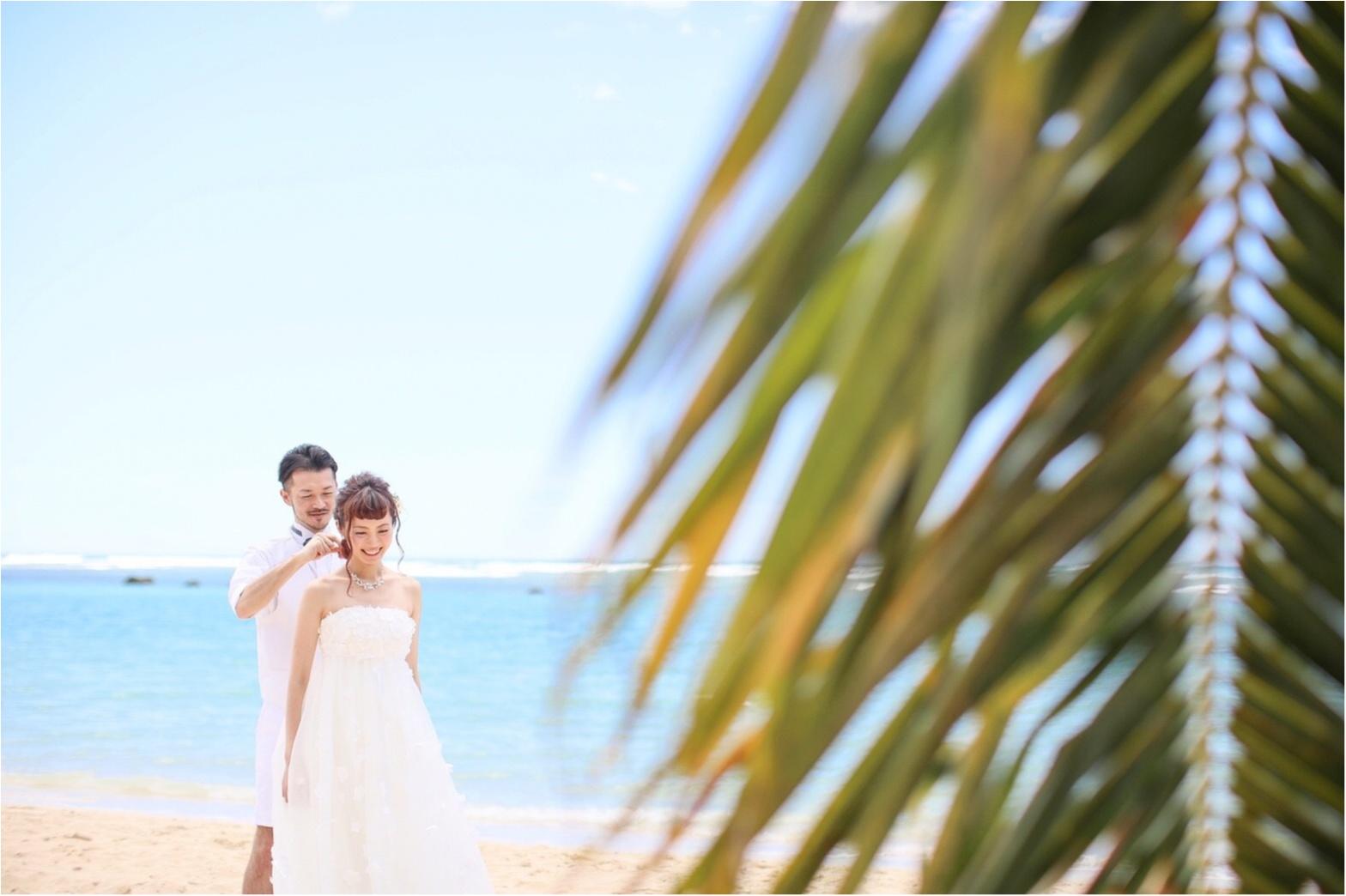 【プレ花嫁さん必見】ハワイでウェディングフォト撮影-ビーチ撮影・ハンドメイドの小物たち-_5