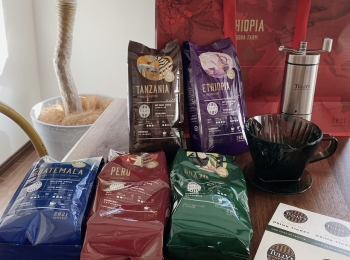【福袋2021】TULLY'S COFFEEのHappyBag中身をご紹介
