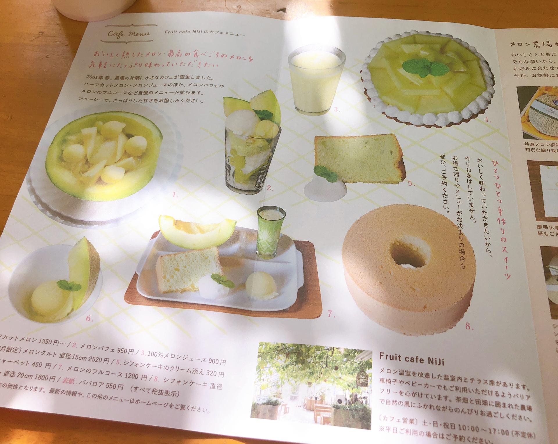 【#静岡】メロン農園直営❁緑に包まれたガーデンのようなカフェが魅力!甘〜いメロンをいただきました♩_10