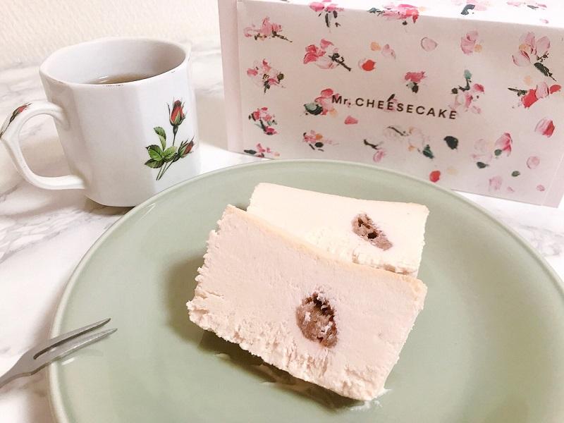 『Mr. CHEESECAKE』の桜フレーバーが1日限りで限定登場! 特別なチーズケーキをお先に食べてみたら幸せだった♡ PhotoGallery_1_1