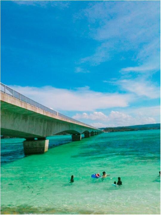 在住歴2年のわたしがオススメする沖縄の魅力♡地元民しか知らない絶景の海★_2