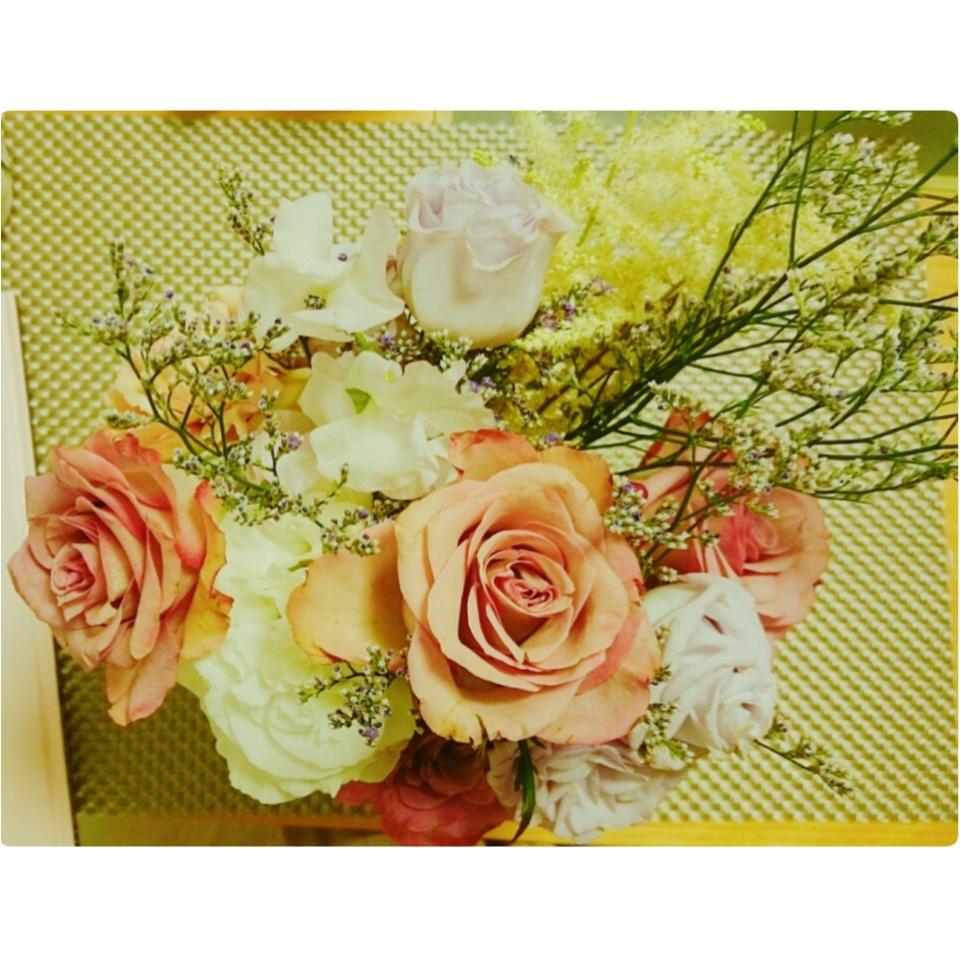 《部屋の中から女度を上げる》ドライフラワーでお花を何度も愉しもう♡_1
