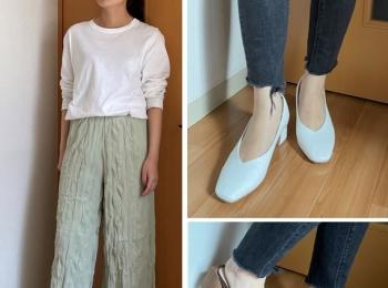 【プチプラ】ECブランドのおすすめパンツ&靴9選! 腰張りライターの試着ルポ