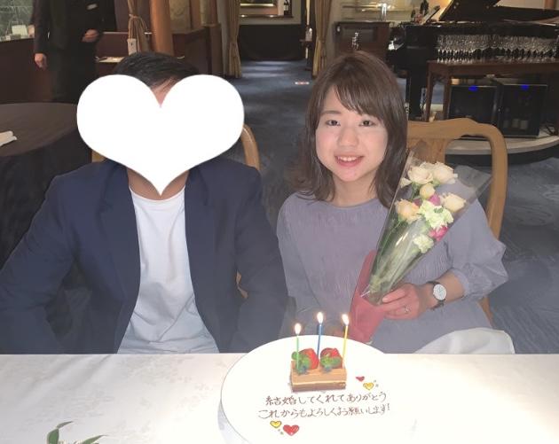 【アニバーサリーディナー】城山ホテル鹿児島の最上階にて超贅沢ディナー♡_8