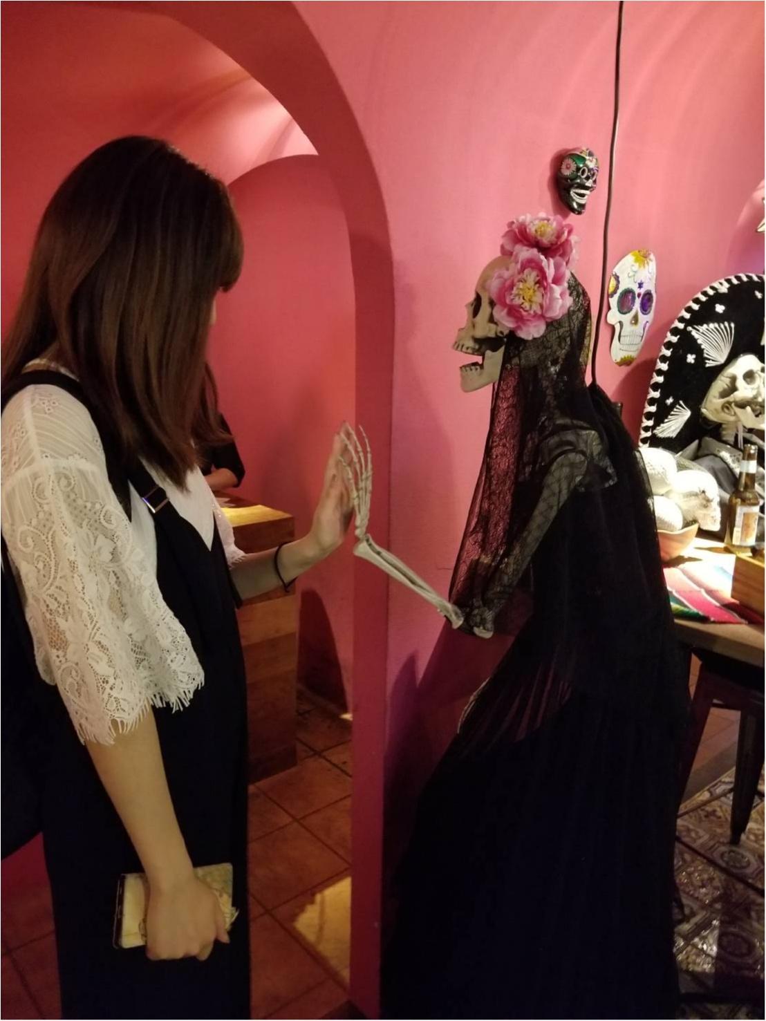 インスタ映え抜群\(^^)/渋谷にあるメキシンカンがピンク過ぎてかわいい♡_5