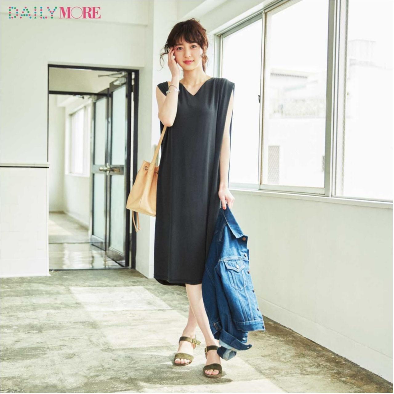 楽してかわいく夏らしく♪ 「サマードレス」コーデまとめ♡_1_19
