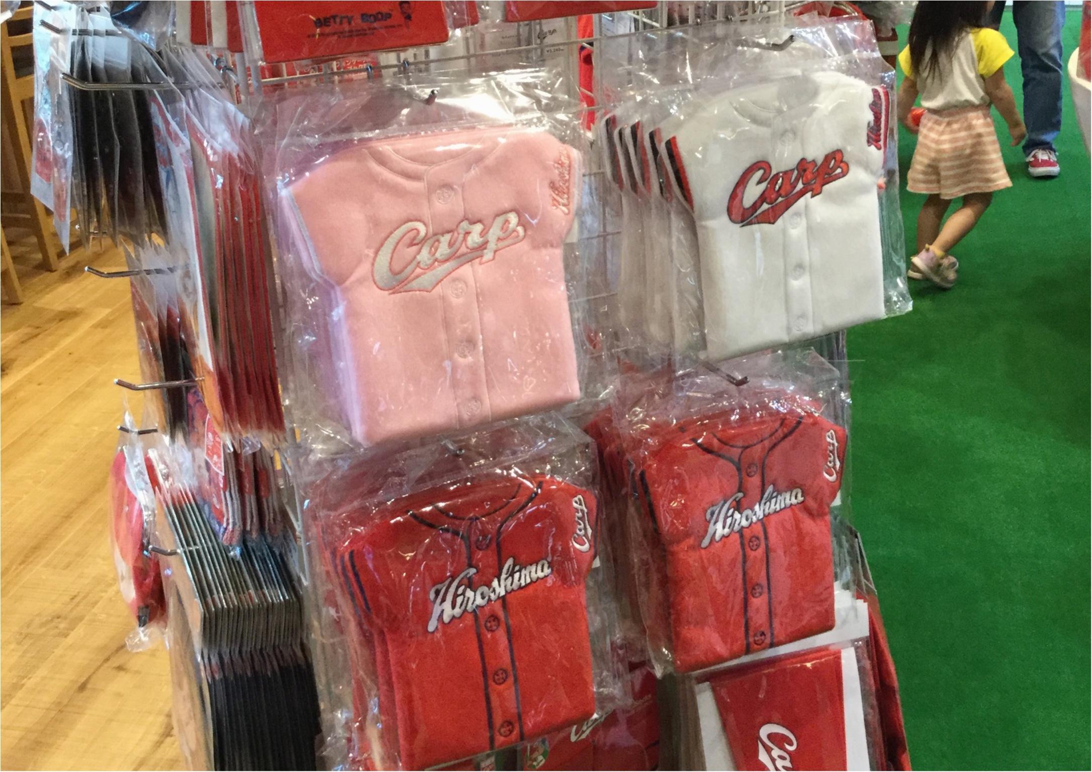 【カープ女子必見】ディズニーとのコラボ商品も新発売!カープをコンセプトとしたカフェバルも併設した《グッズ&カフェバル》としてリニューアルオープン♡_3