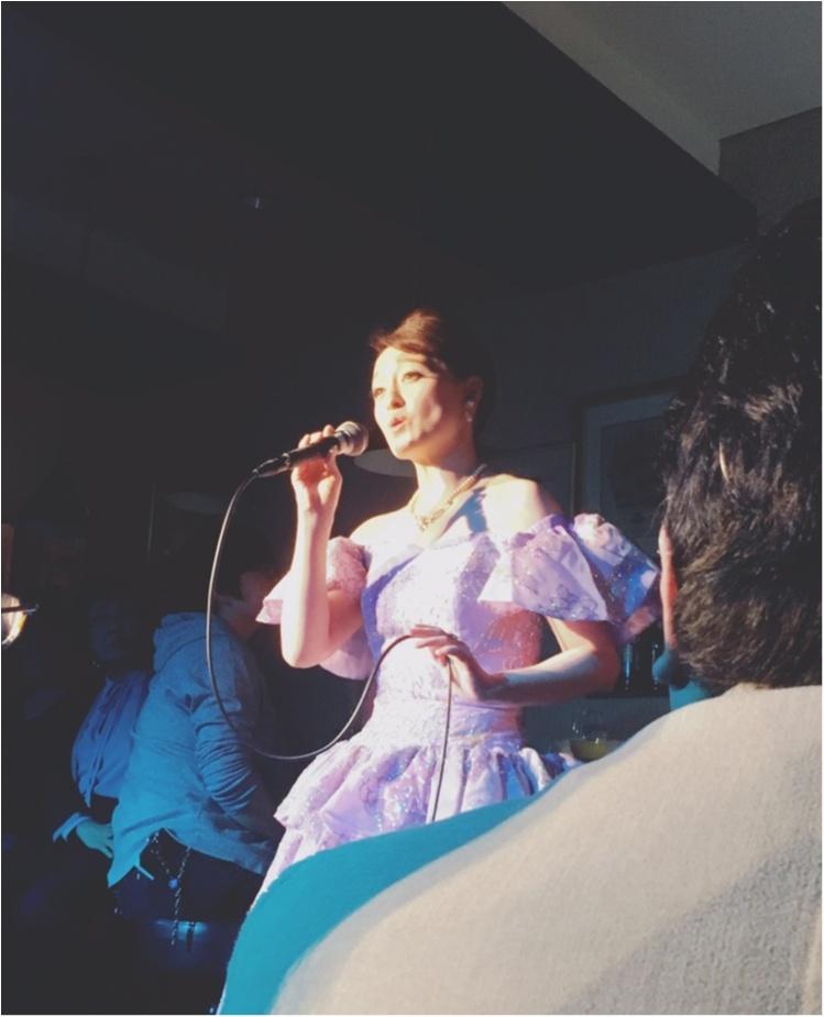【シャンソン】元宝塚歌劇団・月影瞳さんのソロコンサートに行ってきました♡_3