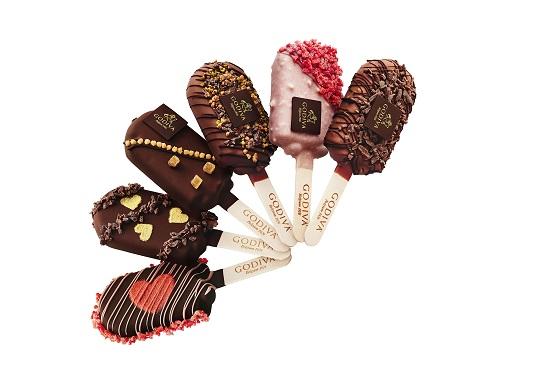 『ゴディバ』新作「バレンタインデー限定 チョコレートアイスバー」が、おいしくて可愛くて罪♡【#バレンタイン 2020】_1