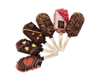 『ゴディバ』新作「バレンタインデー限定 チョコレートアイスバー」が、おいしくて可愛くて罪♡【#バレンタイン 2020】