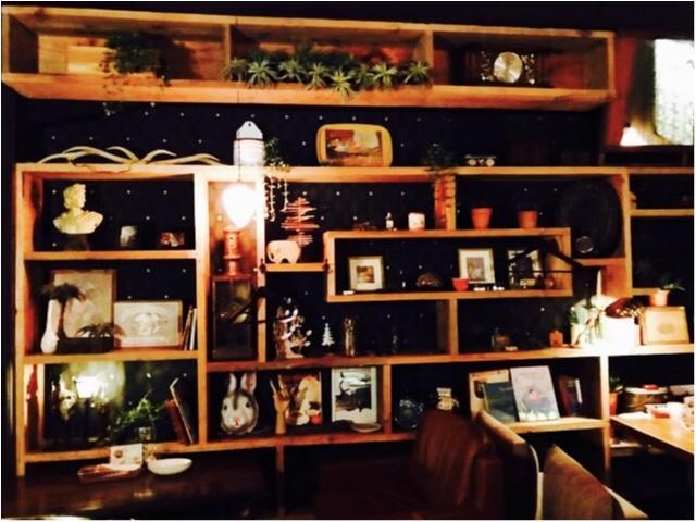 【銀座隠れ家カフェ】Europeのアパート風★アンティーク好きにはたまらない!《appartement 301》ラテアートもかわいい♡♡_4
