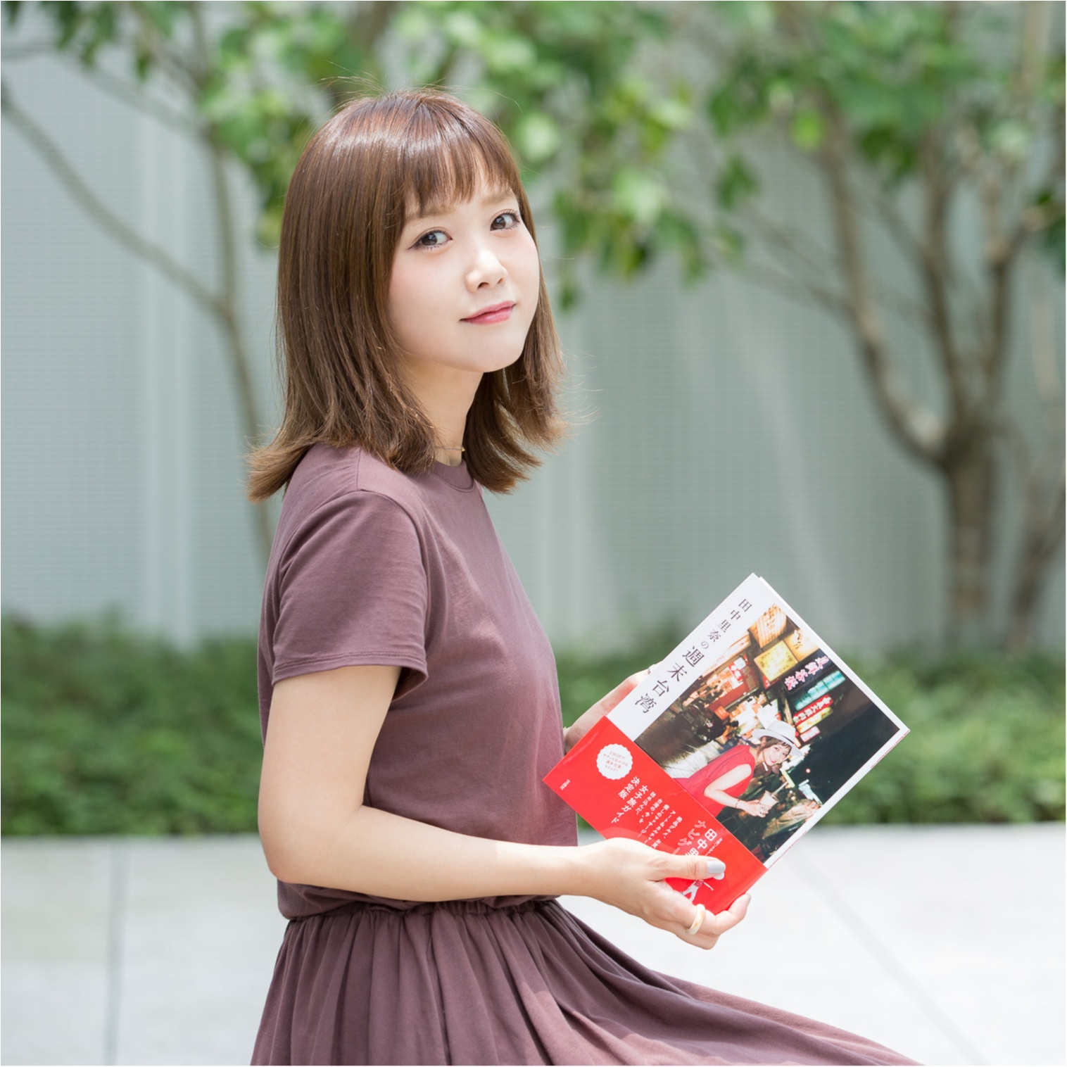 """【田中里奈さんインタビュー】台湾本を通じて伝えたい""""女子旅をもっと充実させるヒミツ""""とは?_1"""
