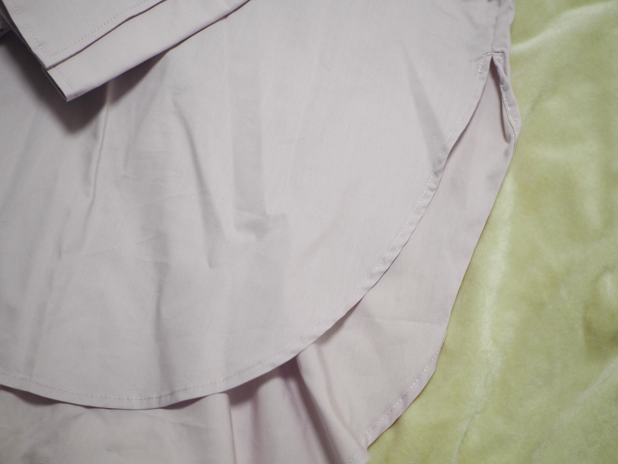 プチプラ服!【センスオブプレイス】の《春色ドレスシャツ》が可愛い♡⋈_4