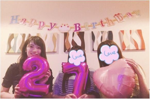 《これから誕生日会をする人必見!》飾り付けに欠かせない数字バルーンが100円ショップで手に入る♡_1