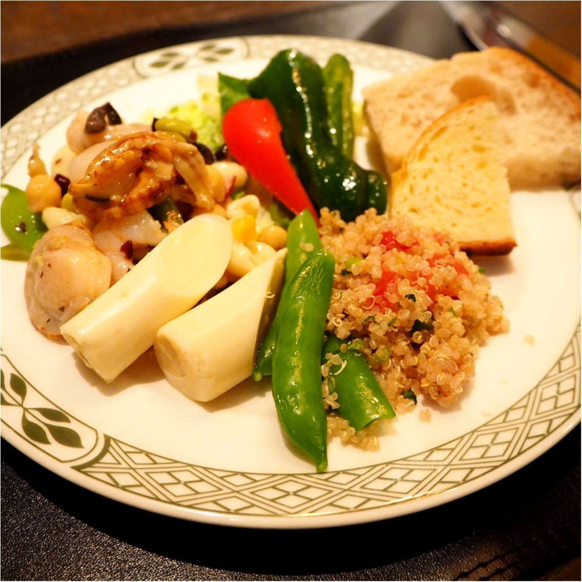 お肉大好き♡野菜大好き♡恵比寿ガーデンプレイスで素敵なランチ時間を過ごしました♪_4