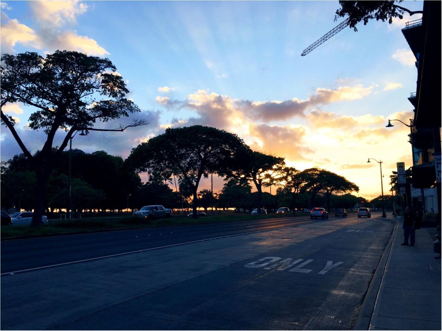 ハワイのフォトジェニックな写真たち。誕生日をハワイで過ごせました!_4