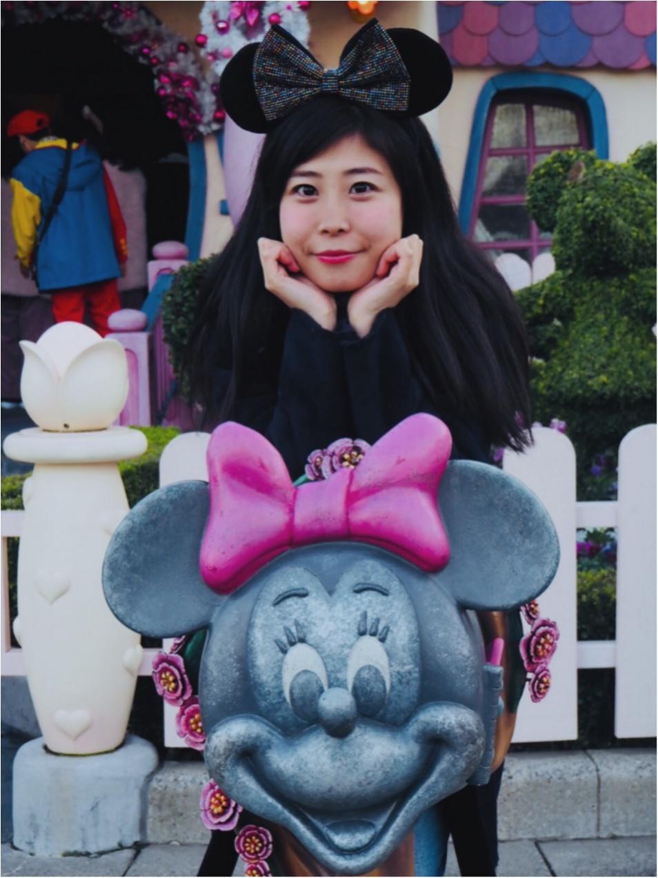 《Disneyland》にお出かけしたら絶対撮りたい❤︎ 可愛い&お洒落な写真は《ココとコレ》を押さえましょう☝︎★_4