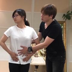 小倉義人先生のサロンで美ボディになるための「正しい歩き方」レッスン♡  【#モアチャレ 7キロ痩せ】