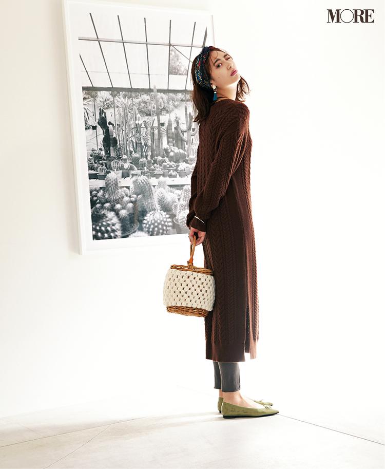 【2020年版】冬ファッションのトレンド特集 - 20代女性の冬コーデにおすすめのニットベストなど最旬アイテム・カラー・柄まとめ_40