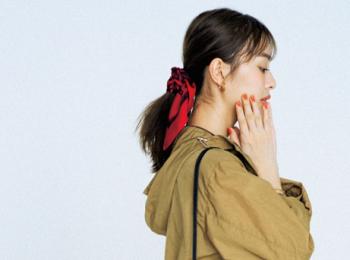 カジュアル服でもきちんと見えるコツ、知ってる? 答えは「赤をさす」、のたったひと手間!記事Photo Gallery