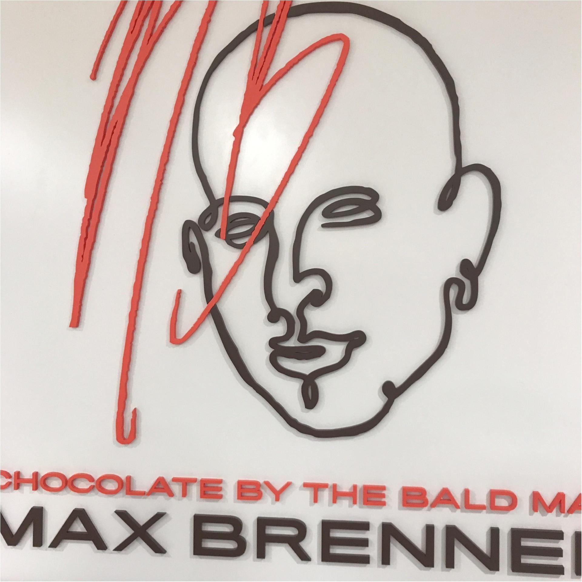 ★甘いものが苦手な人でも大丈夫◎チョコレート専門店『MAX BRENNER』名古屋限定はコレ★_1