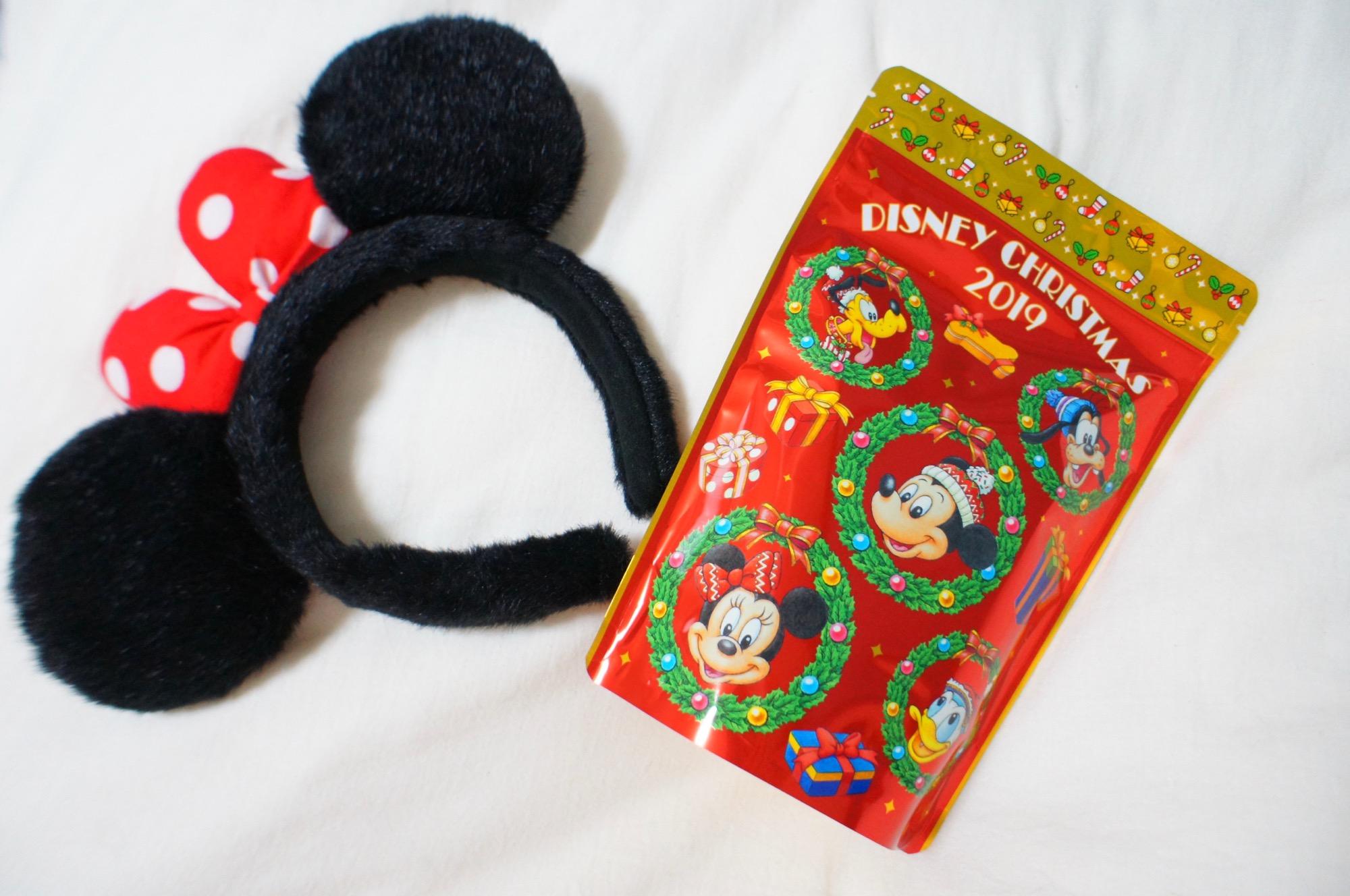 《ワンコイン¥500❤️》パケ買いしたい!【クリスマスディズニー】おすすめ土産☻_1