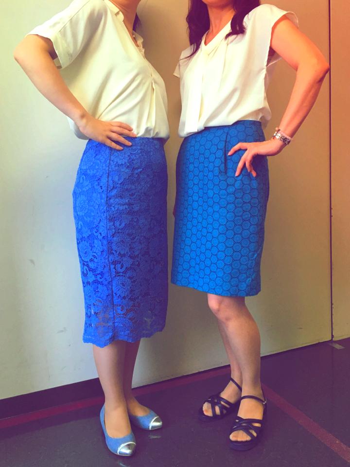 今年キテマス!レーススカート【新色★GU】オフィスでもみんなの定番!_5