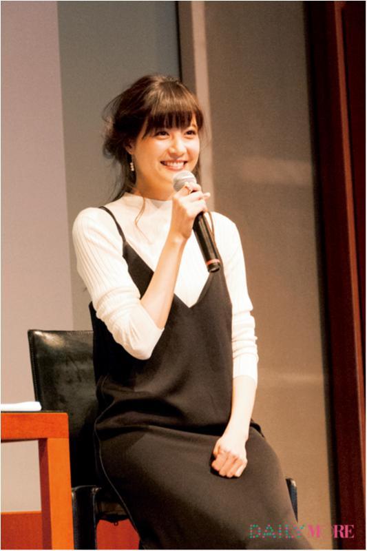 【ただいま部員募集中!】佐藤ありさちゃんが登場した「モアハピ部大女子会2016」の様子をお届け♡_5