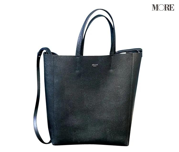 土屋巴瑞季が愛用するセリーヌのバッグ