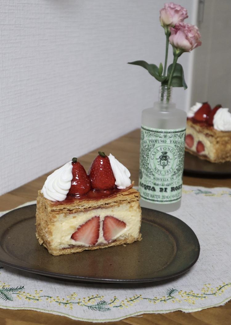 【ホテルニューオータニ】芸能人も通う、話題の《メロンショートケーキ》が美味しすぎました。_4