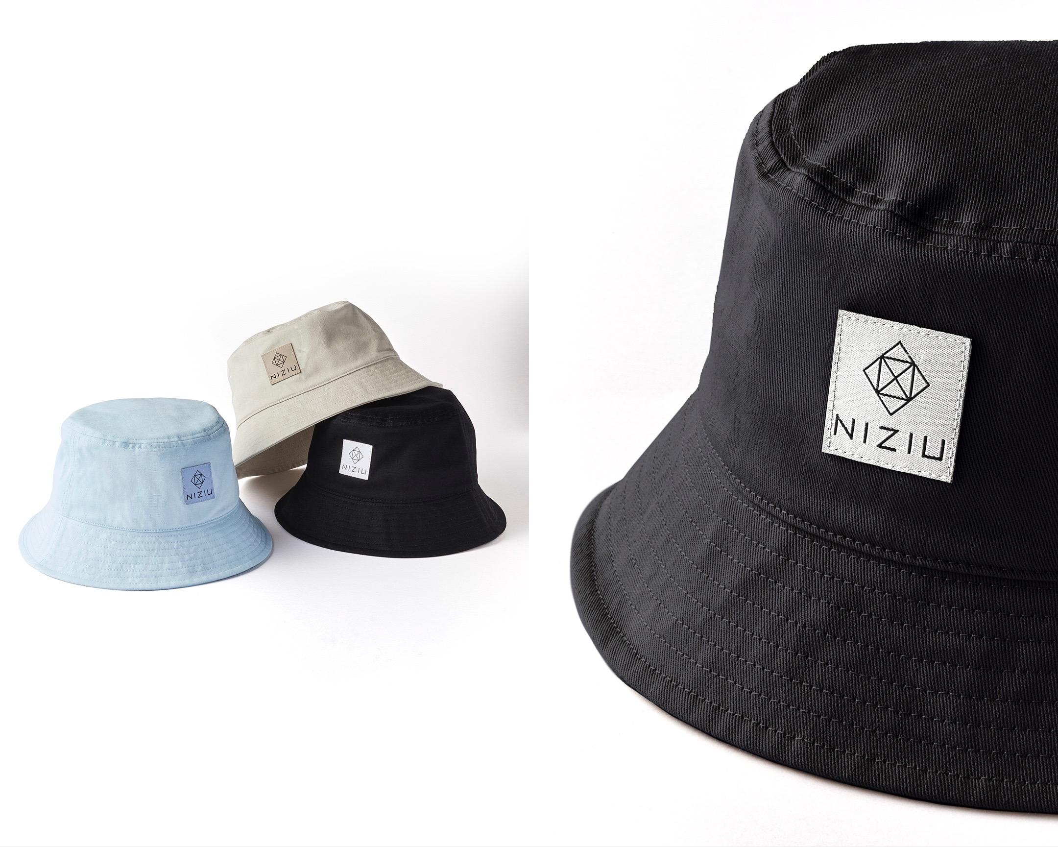 H&M♡NiziUコラボバケットハット