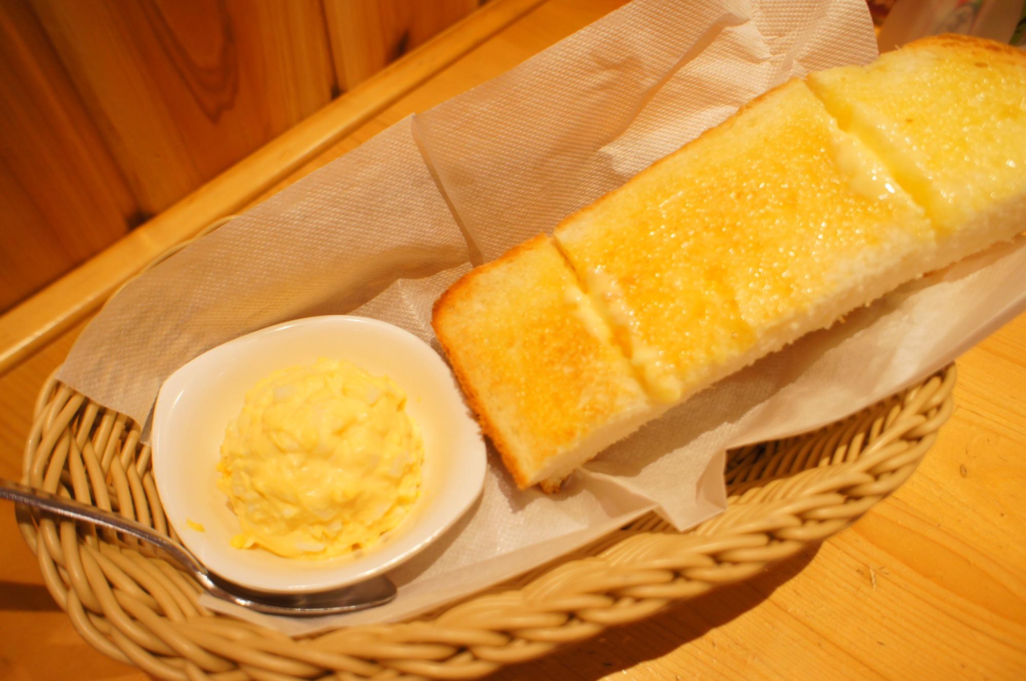 《ドリンク代だけでトースト付き❤️》【コメダ珈琲】のモーニングがやっぱり美味しい☻_2