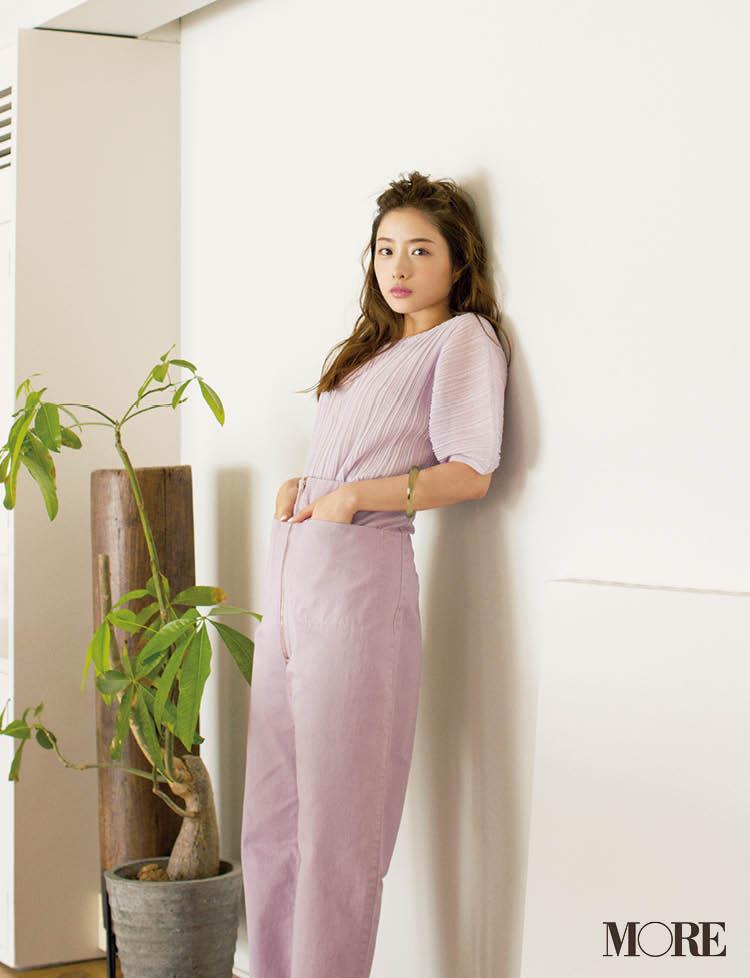 石原さとみさんが「カジュアルなのに女っぽい」夏服に着替えたら……♡_3