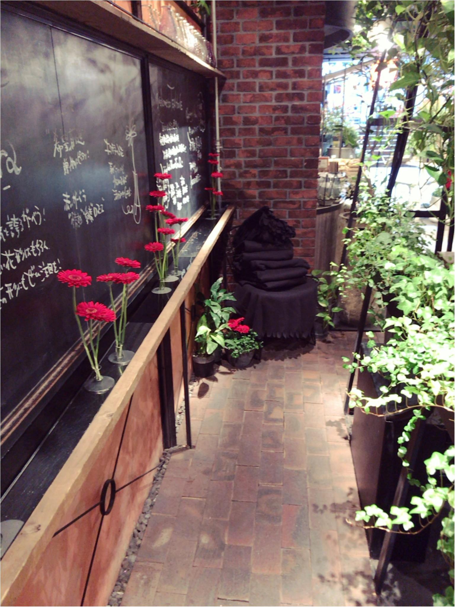 【FOOD】~Aoyama Flower Market~お花に囲まれて食べるご飯は格別♡季節ごとに何回でも行きたくなる素敵なカフェ♡今のお花は?_3