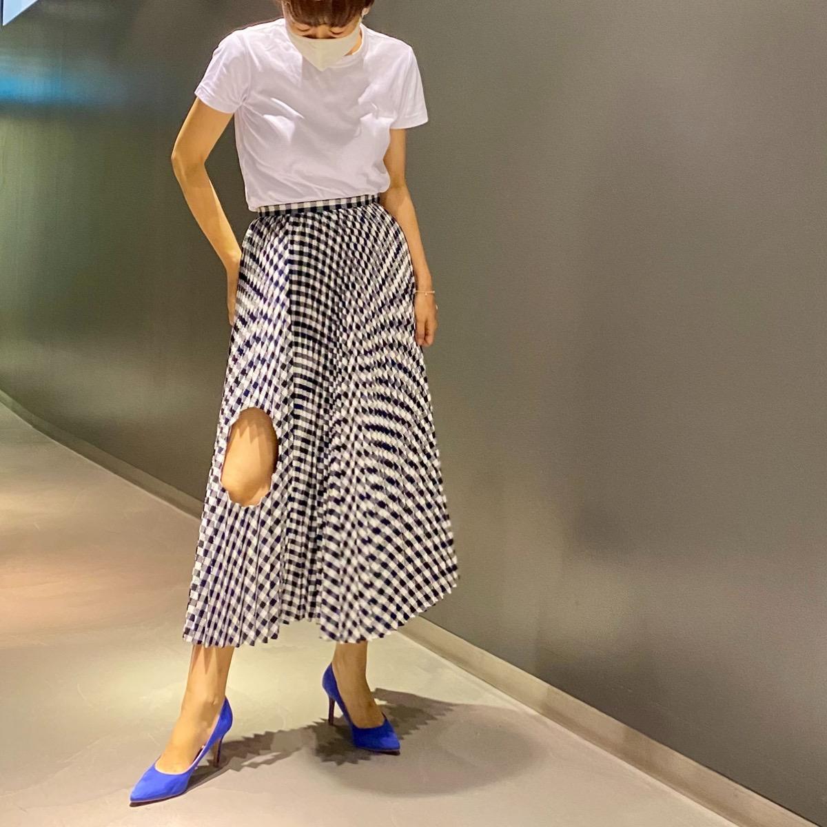 H&M TOGAコラボおすすめスカートコーデ