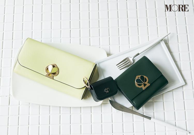 ケイト・スペード ニューヨークの財布や革小物