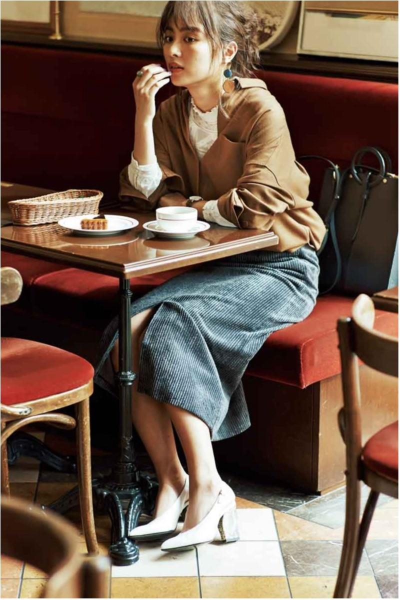 秋のマストアイテム、1枚で着られる【シャツ&ブラウス】カタログ | ファッション_1_13