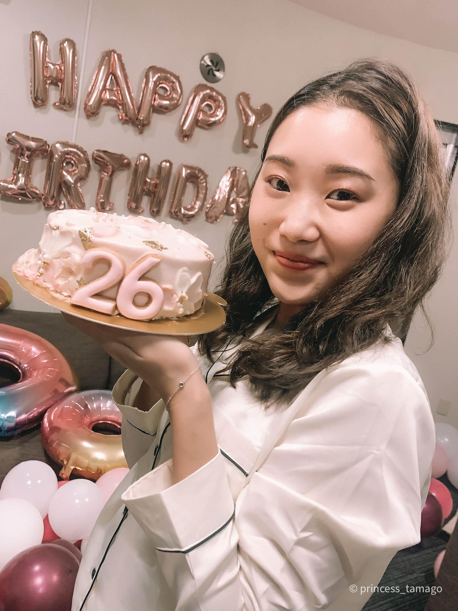 【インスタ映え間違いなし!】かわいいバースデーケーキをおうちでも♡_4