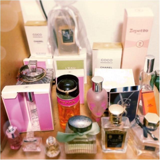 ♡身にまとうだけでイイ女♡ 永遠の憧れCHANELの香水の魅力と余った香水の使い道♡_1