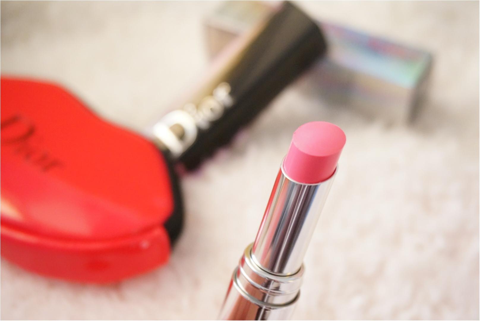 《フォンダンリップ》って何??【Dior ADDICT】から新リップ・ラッカースティックが登場❤️_2