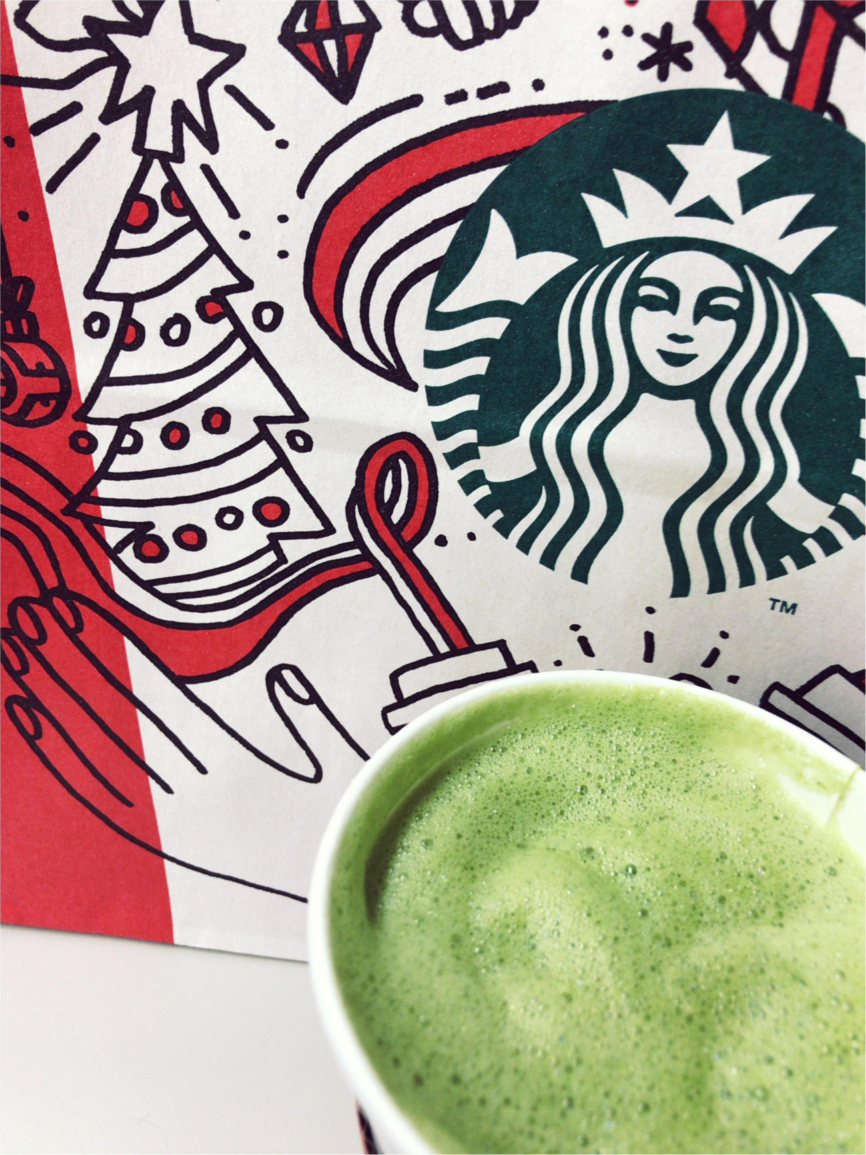【スタバ】12/6 START♡期間限定♡ 大人気の抹茶フラペチーノがレベルアップしたような最高にクリーミーな抹茶♡_1