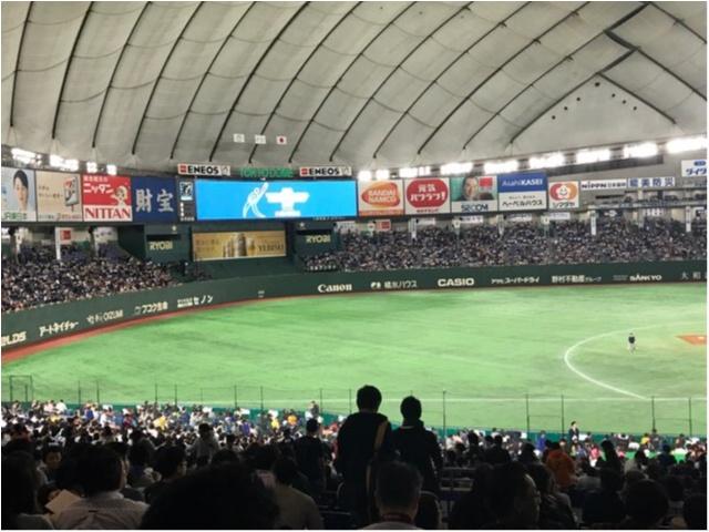 【プロ野球観戦★】いろんな球団の選手が集まる日本代表戦が面白い!私はこうやって野球観戦を楽しみます♡♡_2