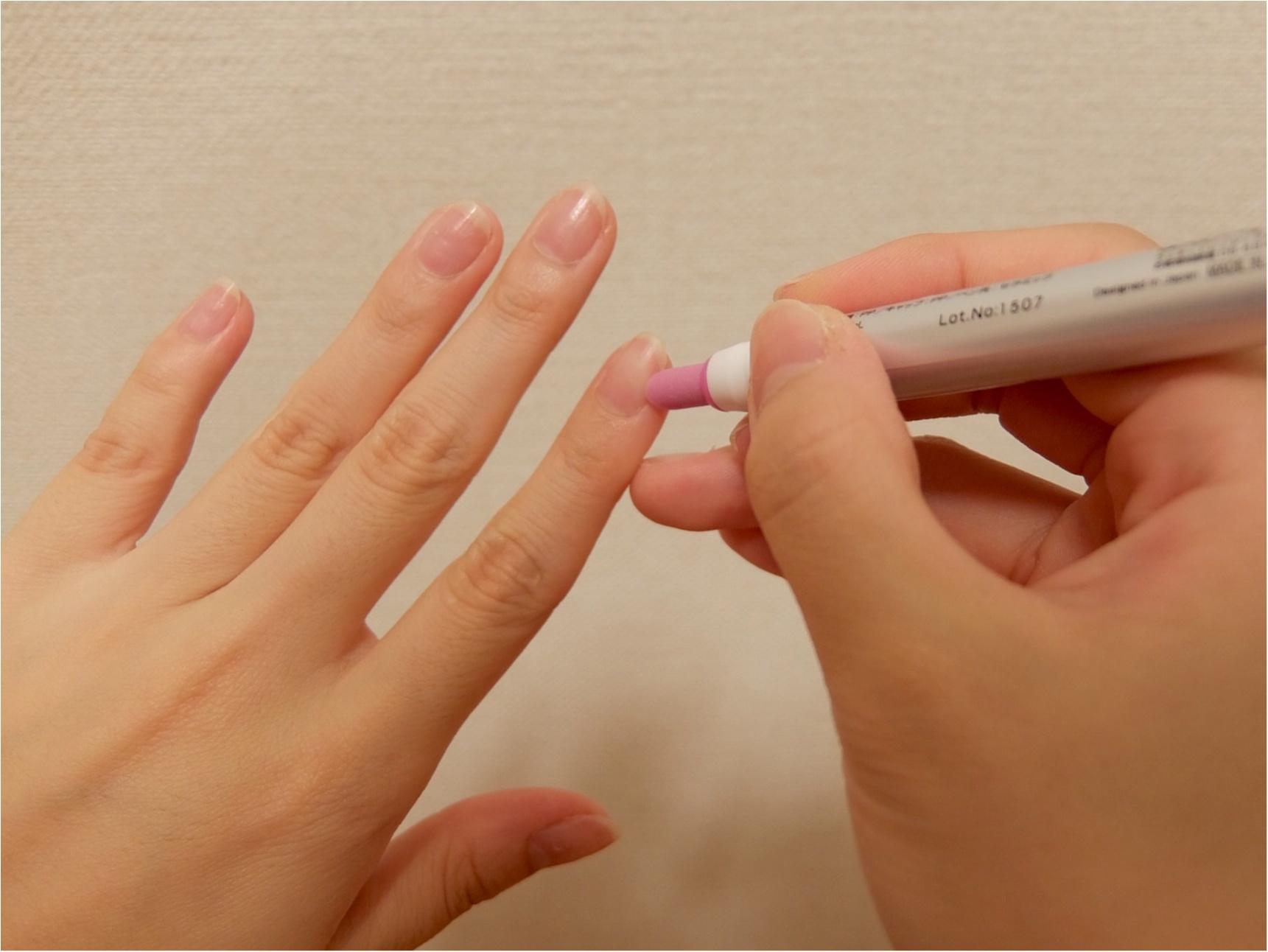 ネイル前のひと手間で指先がもっと綺麗になる!自宅でできる簡単ネイルケア方法♡_4