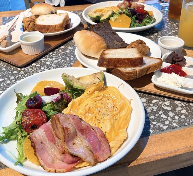 【朝からパワーチャージ】渋谷モーニング_1